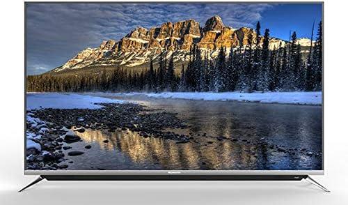 تلفزيون سكاي ورث 4كي الذكي أندرويد فائق الوضوح LED بحجم 65 بوصة - (65UC5500)