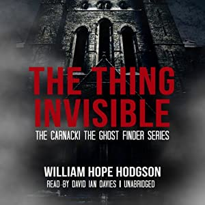 The Thing Invisible Audiobook