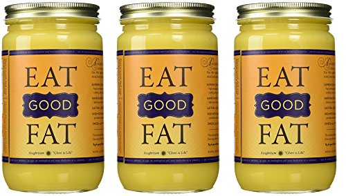 Wild Rice Pancake - Organic Ghee from Grass-fed Cows, 32oz ( 3 Pack )