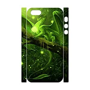 Fashion Diy Dragon 3D Case for iPhone 5,5S ,Customized case MK045059