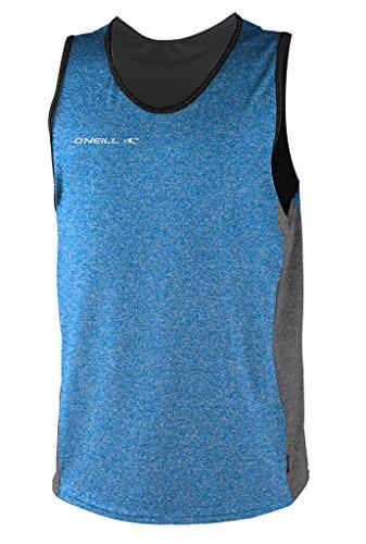 O'Neill Wetsuits Men's UV Sun Protection Hybrid Tank Sun Shirt Rash Guard