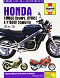Honda NTV600 Revere, NTV650 and NTV650V Deauville Service and Repair Manual: 1988 to 2005 (Haynes Service and Repair Manuals) by Matthew Coombs (2006-03-31)