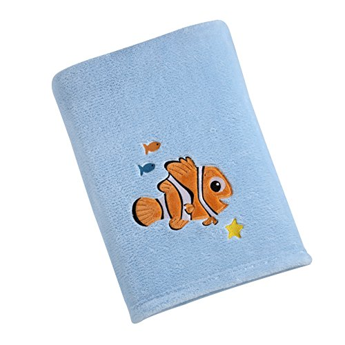 - Disney Nemo Blanket, Teal
