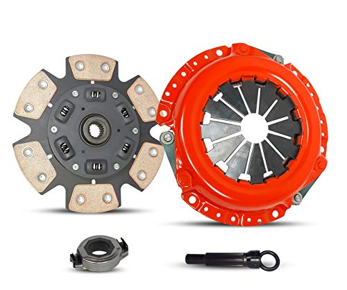 G20 Clutch Master - Clutch Kit Works With Nissan 200Sx Sentra Nx G20 Base S Gxe T Ca Se-r 1991-2006 2.0L l4 GAS DOHC Naturally Aspirated (Sr20De; Stage 2)