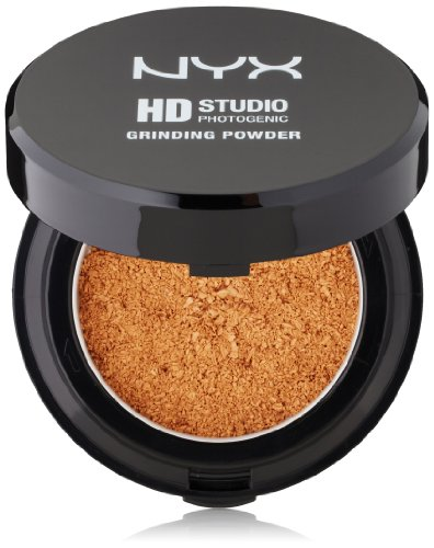 NYX Cosmetics Poudre haute définition, Honey Beige, 0,6 onces