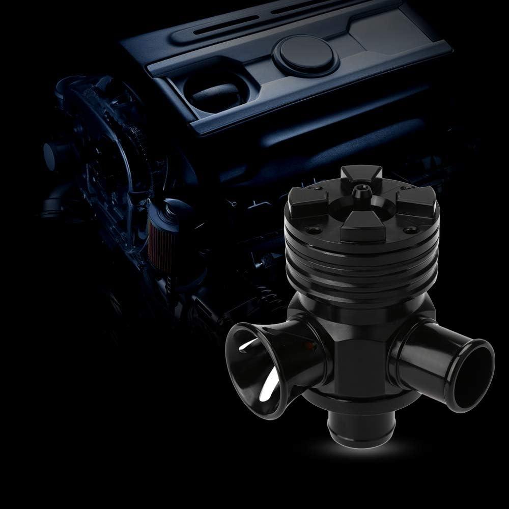 KKmoon V/álvula de descarga universal para coche Plata