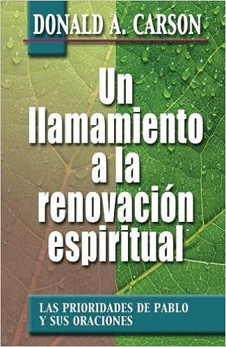 UN Llamamiento a la renovación Espiritual