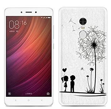 PREVOA Funda para Xiaomi Redmi Note 4X: Amazon.es: Electrónica