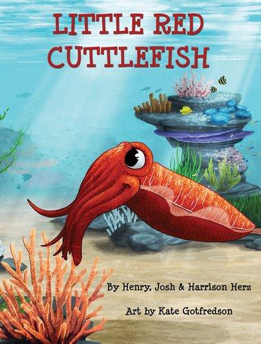 (Little Red Cuttlefish)