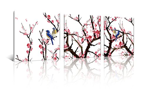 NAN Wind Small Size Traditional Chinese Painting of Birds on