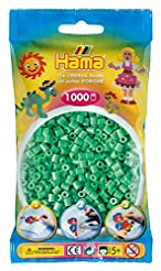 Hama Beads - Light Green (1000 Midi Bead...