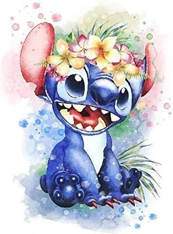 DIY 5d Diamond Painting Kits for Adults,Full Drill Crystal Diamond Dotz Art Kit Cross Stitch Embroidery Paint with Diamonds Crafts for Kids and Beginners Home Decor(Canvas Size: 11.8 X 15.75 Inch)