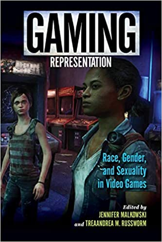 Cover image of the book Gaming Representation