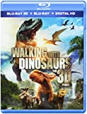 Walking with Dinosaurs: The Movie Blu-ray 3d