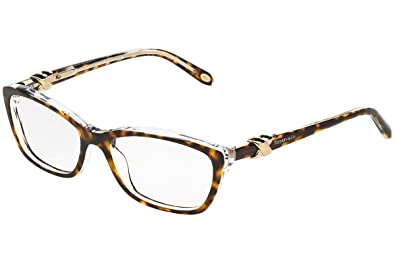 9483f83da915 Tiffany   Co. TF2074 - 8155 Eyeglass Frame HAVANA TRANSPARENT 52mm
