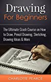 Drawing For Beginners: The Ultimate Crash Course on How to Draw, Pencil Drawing, Sketching, Drawing Ideas & More (With Pictures!) (Drawing On The Right ... Analysis, Drawing For Beginners)