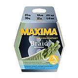 Maxima Braid 8 Fishing Line