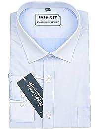 "<span class=""a-offscreen"">[Sponsored]</span>Men's Classical Oblique stripe Long Sleeve Dress Shirt"