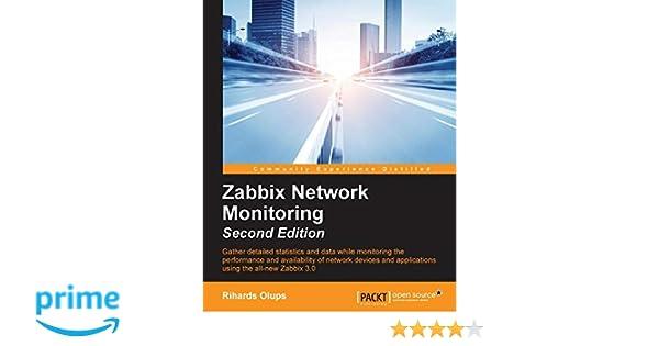 Zabbix Network Monitoring - Second Edition: Rihards Olups