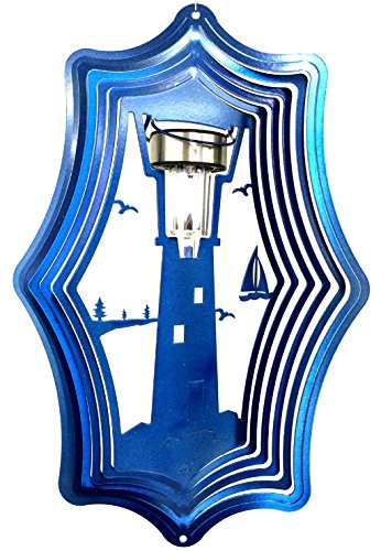 Lighthouse Solar Light Gauge in Florida - 2
