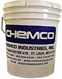 CHEMCO Bio-Zyme Enzymatic Cleaner, Stain Remover and Odor Eliminator (1x5 Gallon Concentrate)