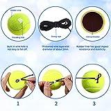 AHNNER Tennis Trainer Rebound Ball - Solo Tennis
