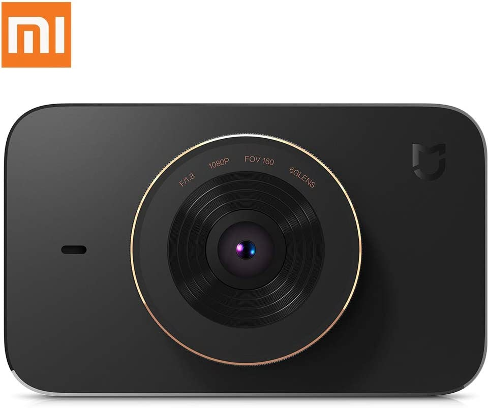 Night Version Driving Camera WiFi G-Sensor Built-in Speaker Loop Recording 3 Inch TFT Disply Xiaomi 1080P FHD Dashboard Camera 160/° Wide Angle Car Recorder Car Dash Cam WDR