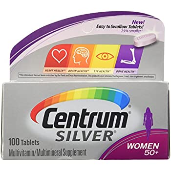 Centrum® Silver® Women 50+ 100 tabs