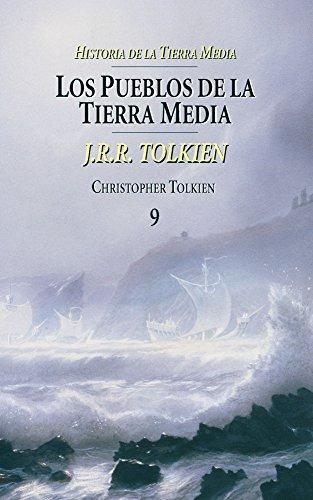 Descargar Libro Los Pueblos De La Tierra Media. Historia De La Tierra Media, 9 J. R. R. Tolkien