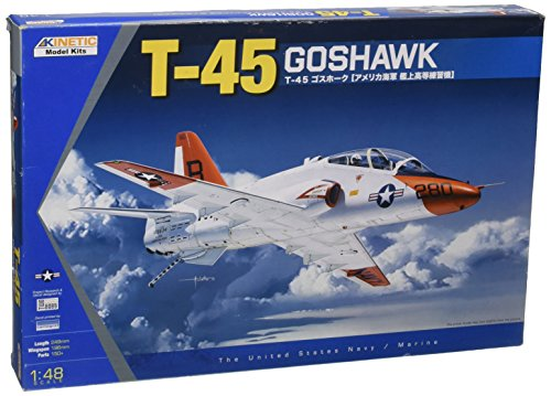 Kinetic 1/48 T45A/C Goshawk Jet Trainer