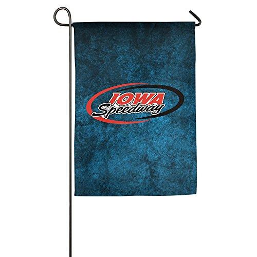 IndyCar Iowa Speedway Champion Decorative Garden Home Flag (St Martin Bmx)