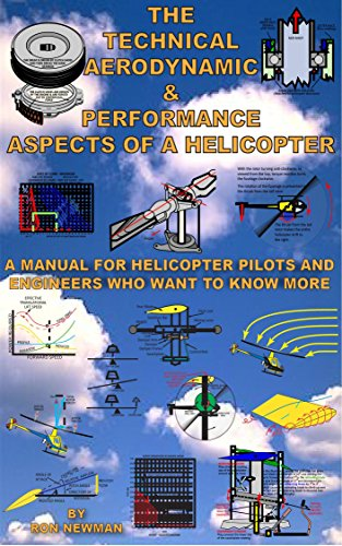 Helicopter Technical Manual - The Technical, Aerodynamic & Performance Aspects of a Helicopter: A Manual for Helicopter Pilots and Engineers Who Want to Know More