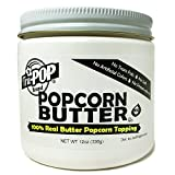 Real Popcorn Butter Topping Tru-POP 12oz NEW ITEM