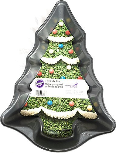 Christmas Tree Mold (Wilton Tree Cake Pan)