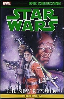 Descargar En Libros Star Wars Legends Epic Collection: The New Republic Vol. 3 Libro PDF