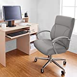 Amazon Basics Modern Executive Chair, 275lb