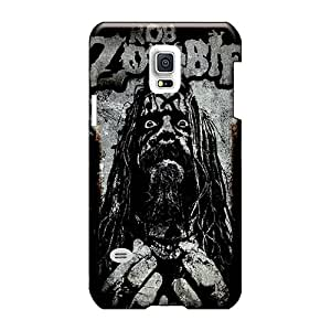 Anti-Scratch Cell-phone Hard Covers For Samsung Galaxy S5 Mini (YRh1493SbZI) Allow Personal Design Realistic Rob Zombie Series