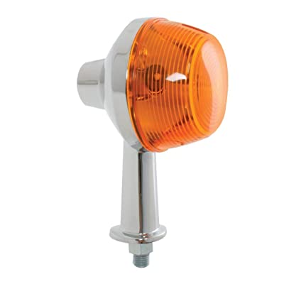 """GG Grand General 79360 Amber 1-1/8"""" 1-1/8 Inches Honda Light, 2 Wires: Automotive"""