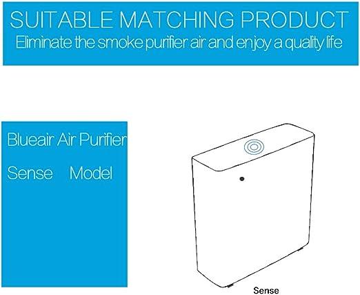 Top-well Filtro de Repuesto, purificadores de Aire Blueair Sense+ y Sense Air, partículas y carbón Activado para ...