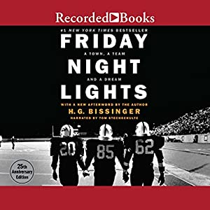 friday night lights audiobook. Black Bedroom Furniture Sets. Home Design Ideas