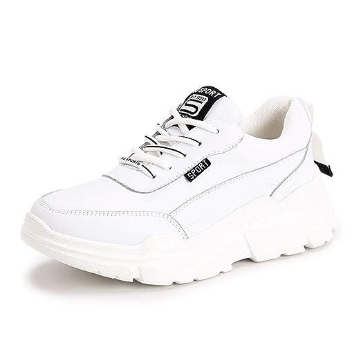YAN Zapatillas Deportivas de Mujer Zapatos de Running de bajo-Top ...