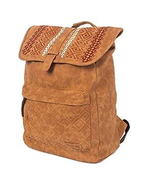 RIP CURL Mujer Hesperia Backpack Mochila, Color marrón, tamaño Talla única: Amazon.es: Deportes y aire libre