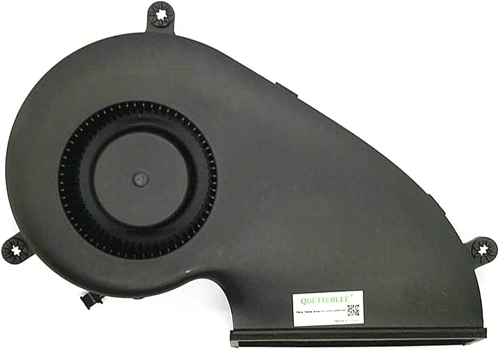 """QUETTERLEE Replacement New CPU Cooling Fan for iMac 27"""" A1419 Late 2012 2013 2014 2015 Mid 2017 5K Series MG90321V2-C052-S9A 610-00252 Fan"""