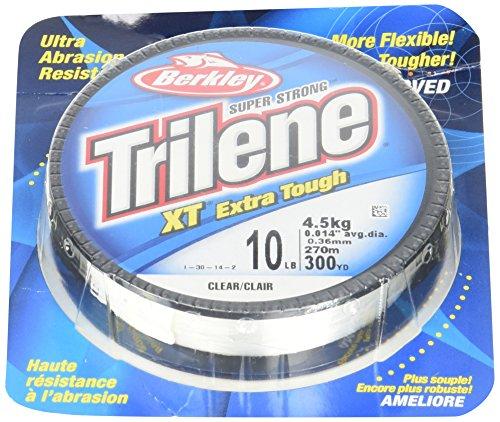 Berkley Trilene Monofilament Service Spool4 Pound