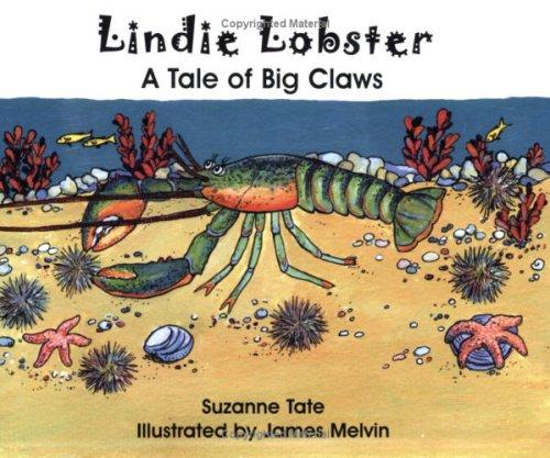 Lindie Lobster, A Tale of Big Claws