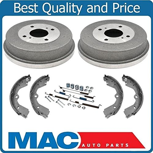 100% New Brake Drums Brake Shoes and Hardware for Nissan Altima 2.4L 1993-1999