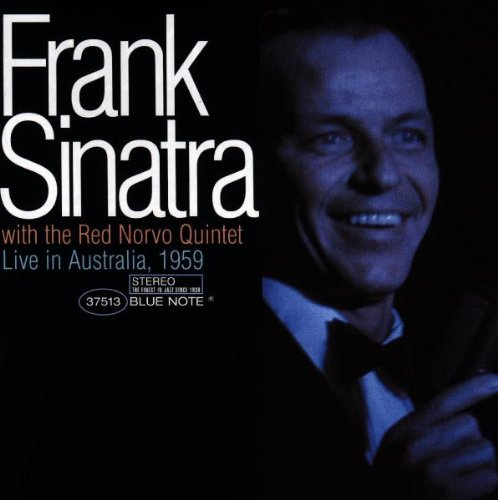Frank Sinatra with the Red Norvo Quintet: Live in Australia, 1959 by Blue Note Records (Image #1)