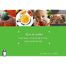 Une année de DME: Diversification Menée par l'Enfant (recettes DME t. 1) (French Edition)