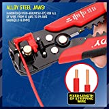 Wire Stripper, SEDY Wire Stripping Tool/Cutting