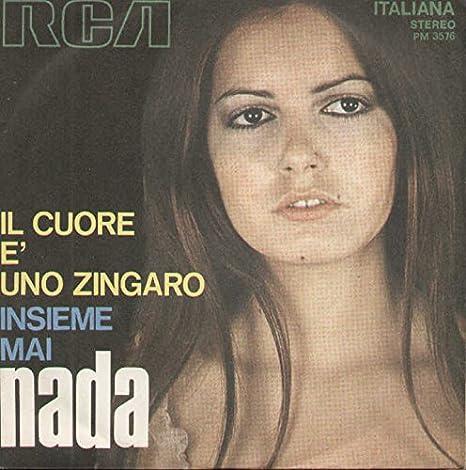 Pm3576 7 45 Giri Il Cuore è Uno Zingaro Insieme Mai Vinyl Amazon De Musik